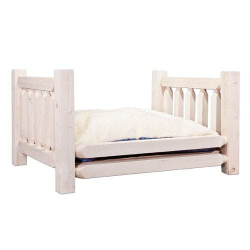 Homestead Unfinished Pet Bed w/ 30x40 Mattress