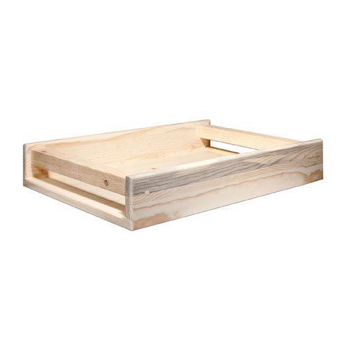 Montana Woodworks    Homestead Unfinished Serving Tray