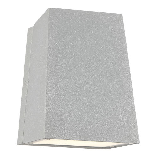 Edge Satin Led Outdoor Wall Sconce