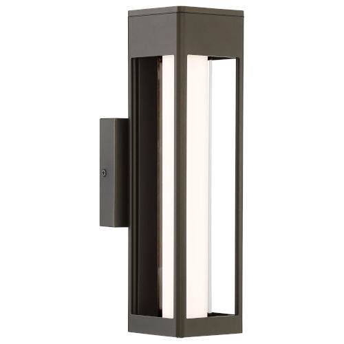 Soll Oil Rubbed Bronze LED Wall Sconce