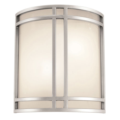 Artemis Satin 11-Inch Two-Light Led Wall Sconce