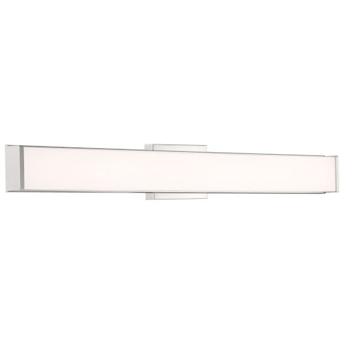 Citi Brushed Steel LED Wall Sconce