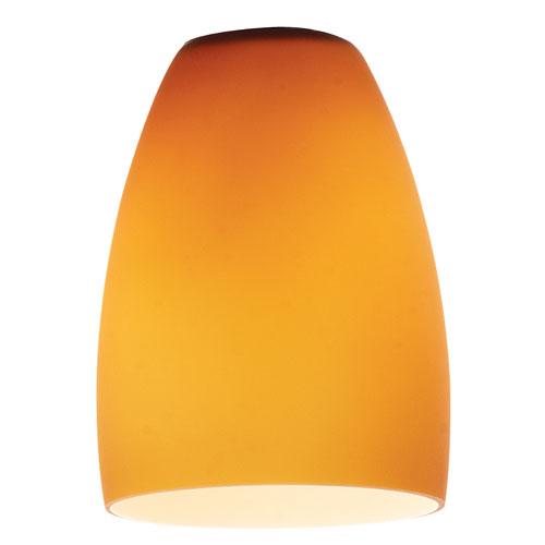 Pearl Orange Mini Pendant Shade
