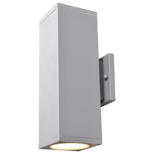 Bayside Satin Two-Light LED Wall Sconce