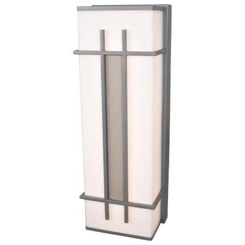 Tuxedo Satin Nine-Inch LED Wall Sconce