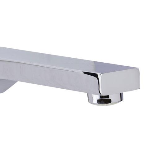 Alfi Brand Polished Chrome Wall mounted Tub Filler Bathroom Spout