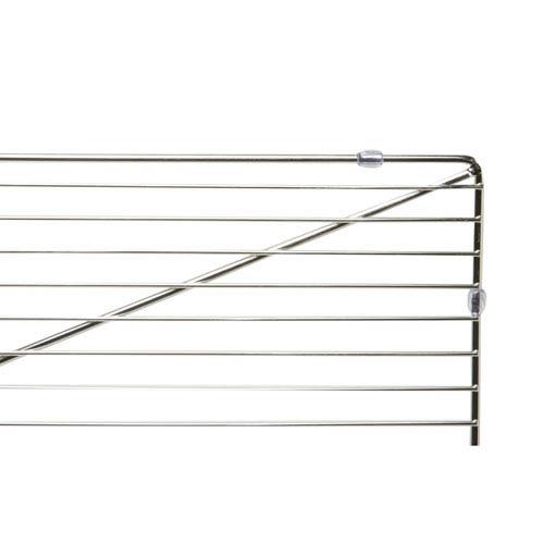Stainless steel kitchen sink grid