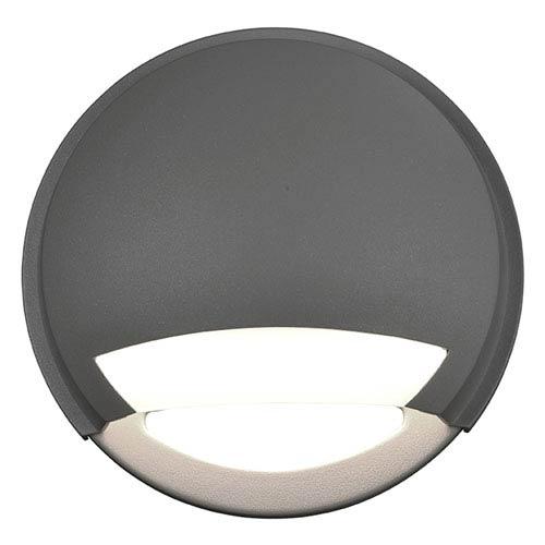 Avante LED Satin 1-Light Outdoor Wall Light