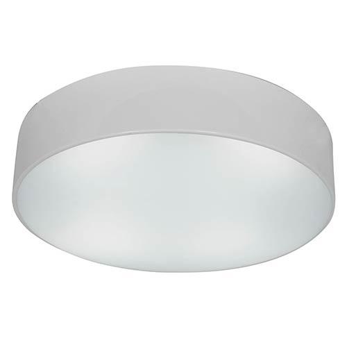 Access Lighting TomTom White 16.5-Inch Wide LED Flush Mount