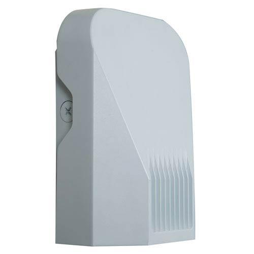 Slant White One-Light 6-Inch LED Wall Sconce