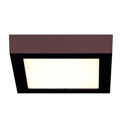Strike 2.0 Bronze One-Light LED Flush Mount