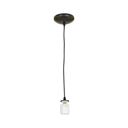 Access Lighting Sydney Oil Rubbed Bronze One-Light LED Mini Pendant
