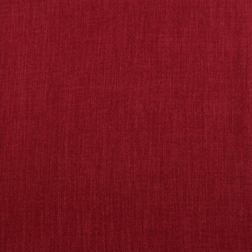Rose Street Red Cardinal Faux Linen Blackout Curtain - SWATCH ONLY