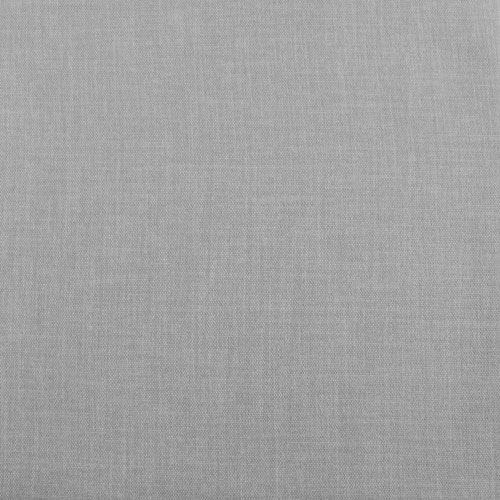 Rose Street Heather Grey Faux Linen Blackout Curtain - SAMPLE SWATCH ONLY