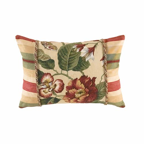 Laurel Springs Multicolor Oblong Accent Pillow