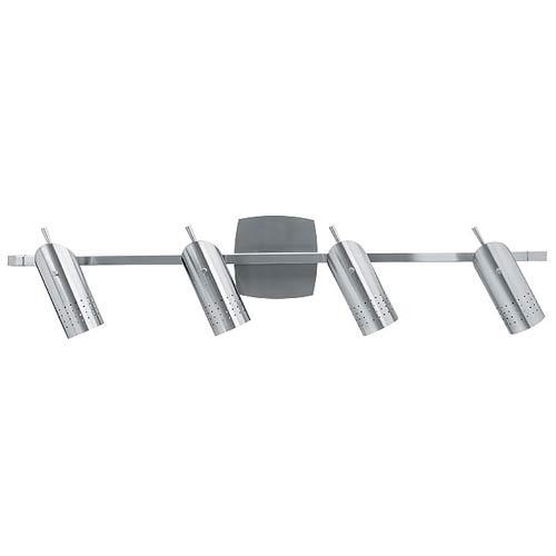 Odyssey Brushed Steel Spotlight Rail