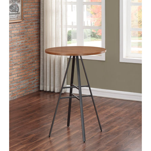 American Woodcrafters Stockton 42 Inch High Pub Table