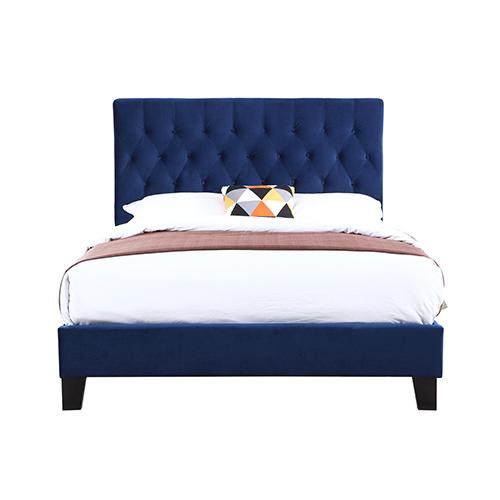 Linden upholstered bed