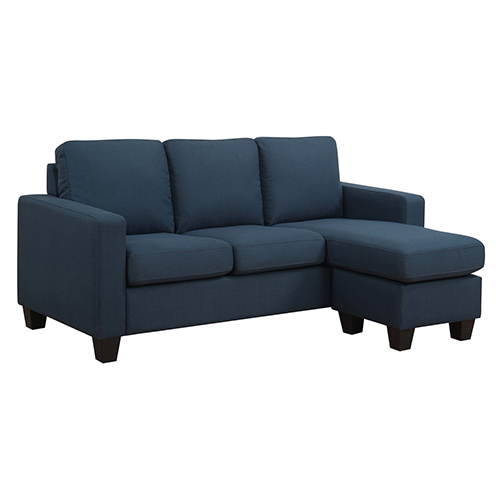 Selby Peacock Blue Chofa Sectional