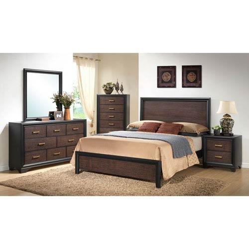 Emerald Home Furnishings Prelude King Panel Bed Kit