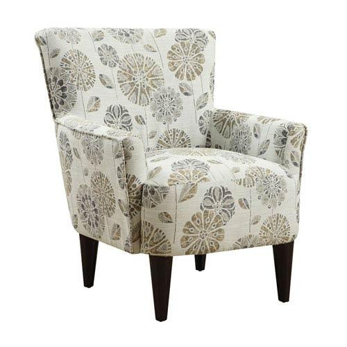 Flower Power Accent Chair Callaway-Mineral