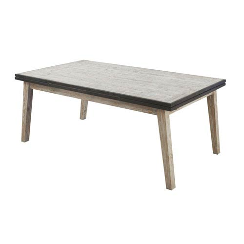 Synchrony Extension Dining Table with 20-inch Extension