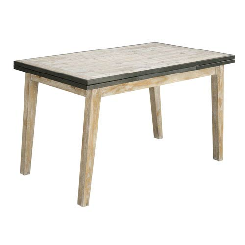 Emerald Home Furnishings Synchrony Extension Gather Table with 18-inch Extension