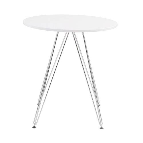 Audrey Round Dining Table- 27.5-inch