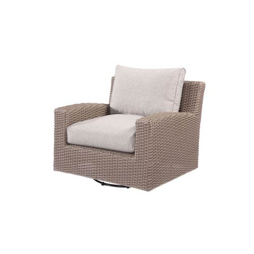 Reims Swivel Glider Lounge Chair