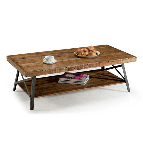 Chandler Reclaimed Wood Cocktail Table