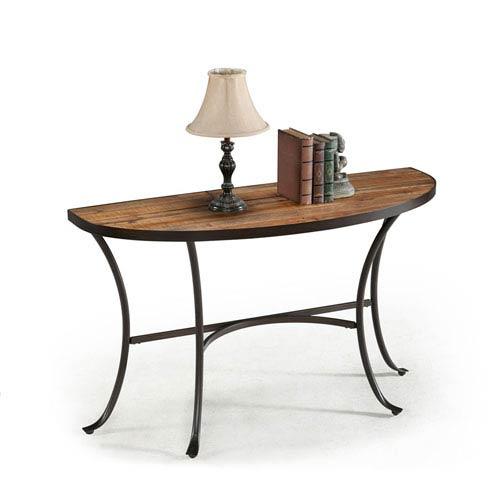 Emerald Home Furnishings Berkeley Reclaimed Wood Sofa Table