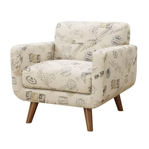 Remix Accent Chair