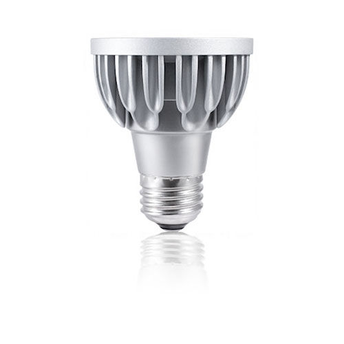 Silver LED PAR20 Standard Base Warm White 930 Lumens Light Bulb