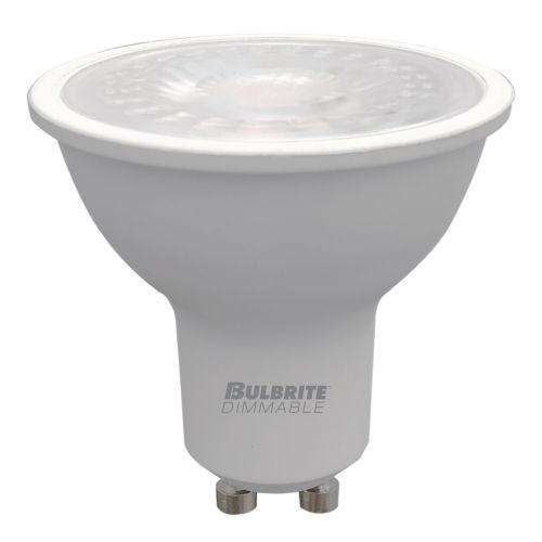 LED PAR16 50 Watt Equivalent GU10 Twist Lock Base Soft White 420 Lumens Light Bulb, Pack of 3