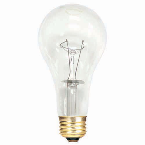 Bulbrite 150W A21 E26 Incandescent Clear Bulb