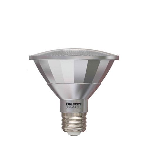 13W PAR30 SN E26 LED Silver Bulb, 4000K