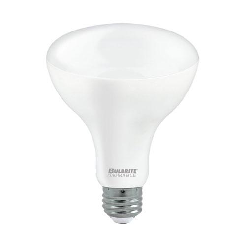 Bulbrite 9W BR30 E26 Title 24 Energy Star 2700K LED Frost Bulb