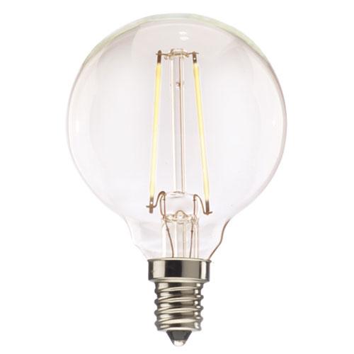 4.5W G16 E12 Clear Filaments LED Bulb