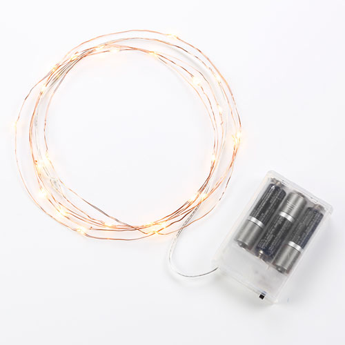 1.5W LED Copper Starry String Lights