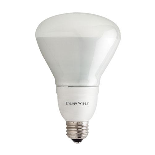 16W R30 E26 CFL White Bulb
