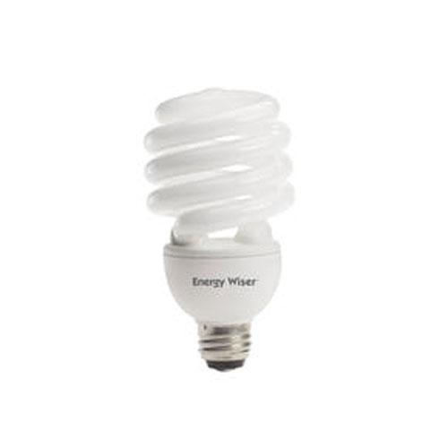 Bulbrite 13/20/25W 3-Way Coil E26 CFL Bulb