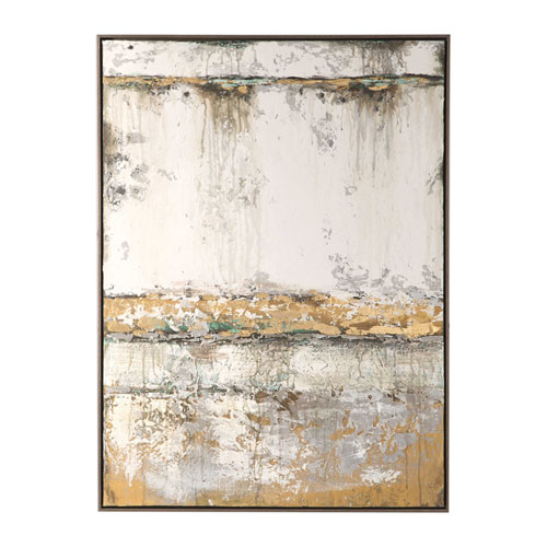 The Wall Abstract Art