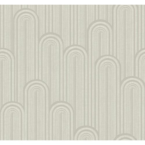 Antonina Vella Deco Beige Speakeasy Wallpaper