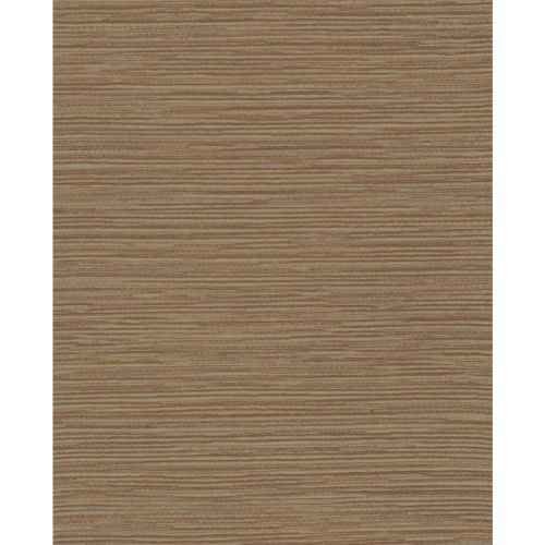 Color Digest Brown Ramie Weave Wallpaper - SAMPLE SWATCH ONLY