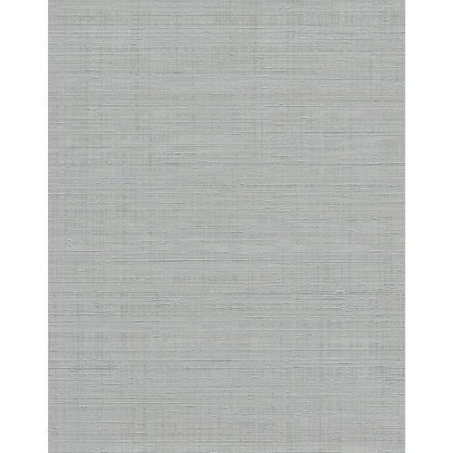 Color Digest Gray Spun Silk Wallpaper