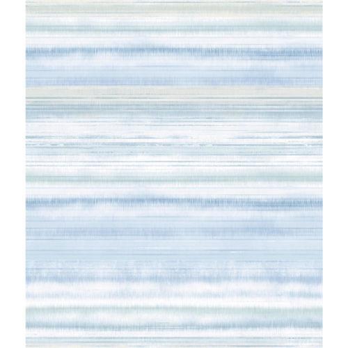 Fleeting Horizon Stripe Wallpaper