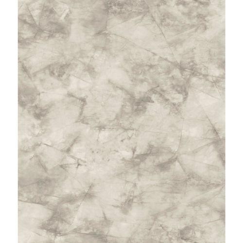 Impressionist Beige Pressed Petioles Wallpaper
