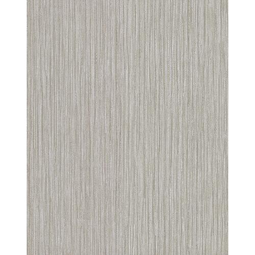 Candice Olson Terrain Blue Tuck Stripe Wallpaper - SAMPLE SWATCH ONLY