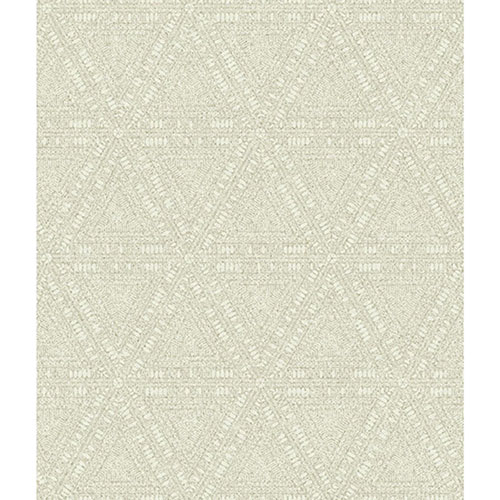 Norlander Beige Norse Tribal Wallpaper
