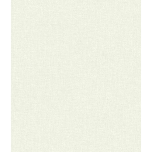 Norlander Off White Nordic Linen Wallpaper